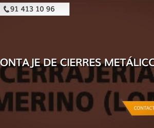 Cierres metálicos en Madrid centro | Cierres Metálicos E. Merino