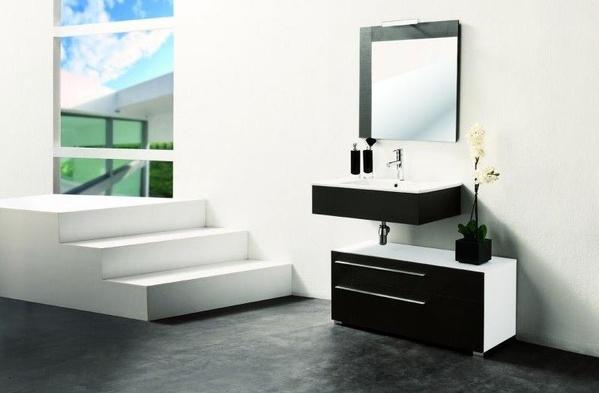 Mueble de baño Vidrebany colección Elle modelo Dwon