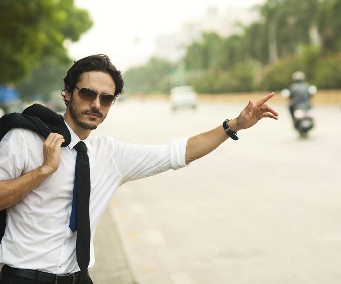 Traslado para empresas: Servicios de Taxi Bergara