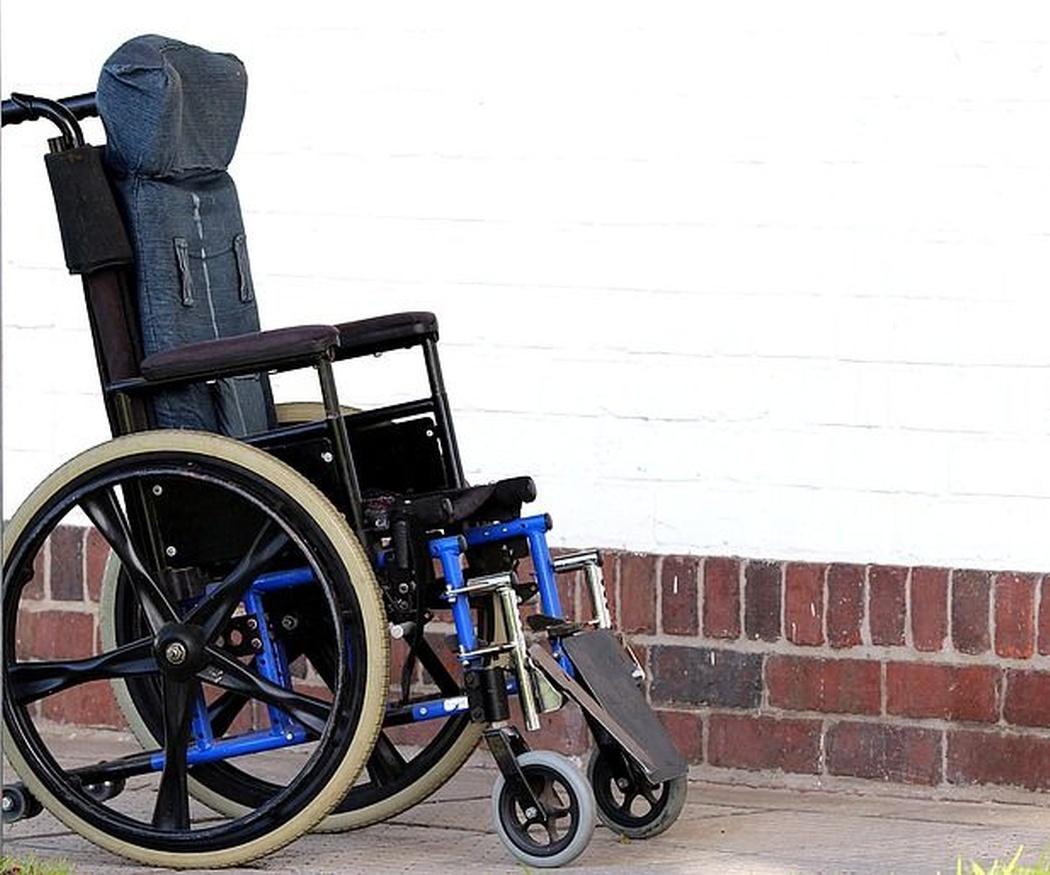 La invención de la silla de ruedas