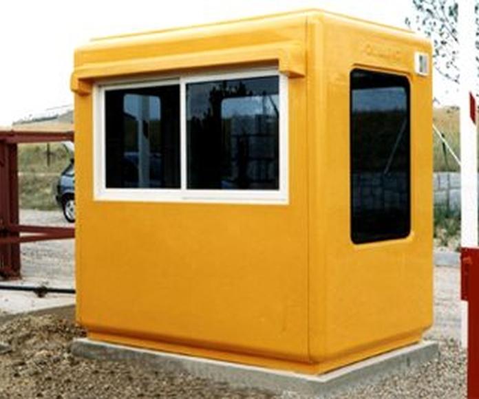 Casetas prefabricadas Modular Olympic: Productos y Servicios de Punto Tres