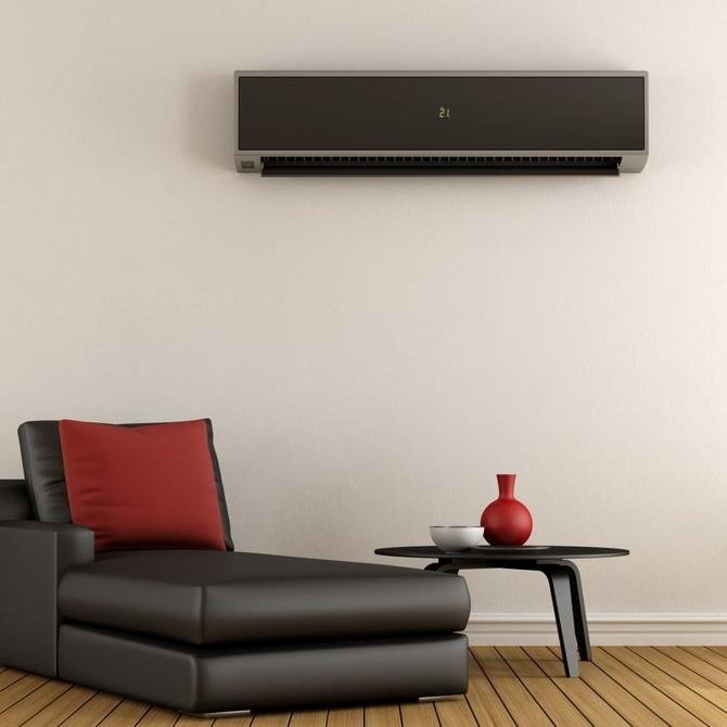 Aire acondicionado: también pueden ser un elemento decorativo