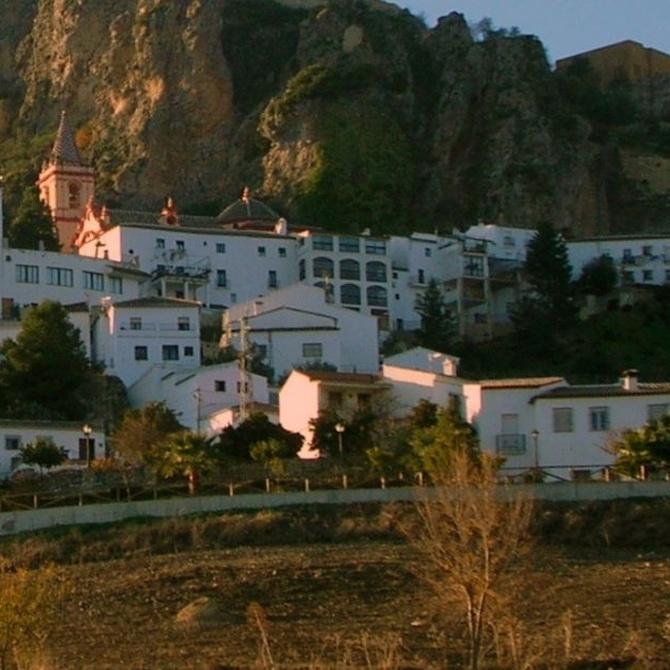 Los pueblos blancos de la Sierra de Cádiz