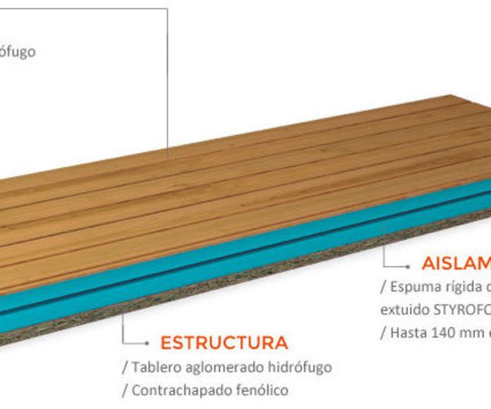 Thermochip: Productos y servicios   de Maderas Fernández Garrido, S.A.