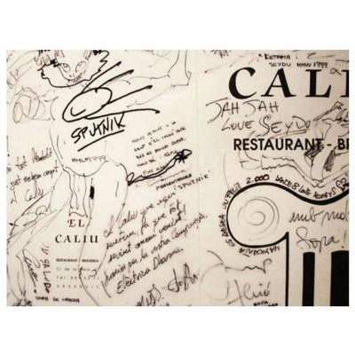 Postres: Restaurant Brasería El Caliu