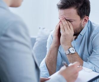 Depresión : Servicios de Prada Ruiz Psicólogos