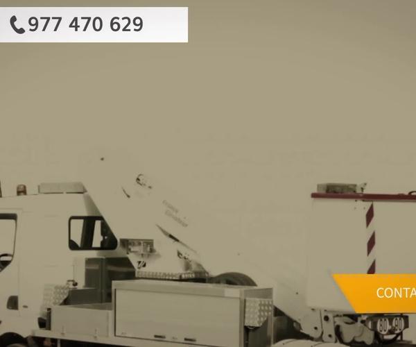 Camiones con cesta en Tarragona: Iber Auctions