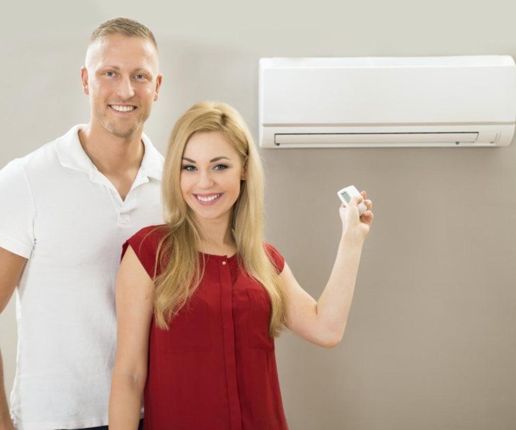 El aire acondicionado puede ayudarte si eres alérgico