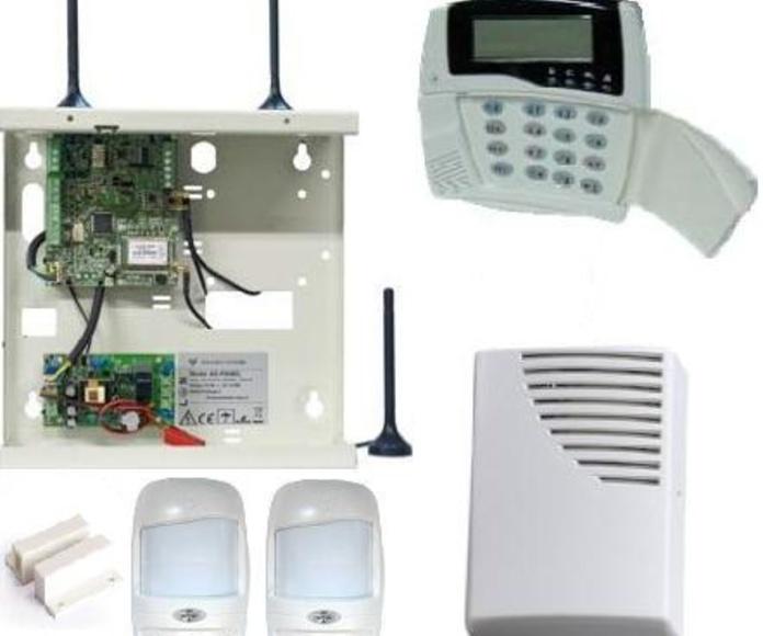 Kit 4G imagen inalambrico: Sistemas de seguridad de Seguridad Euro Systems 24