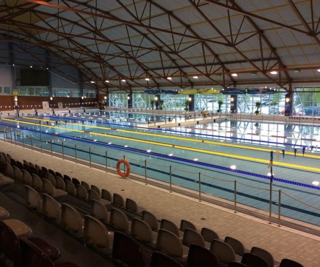 Las estructuras metálicas de los recintos deportivos