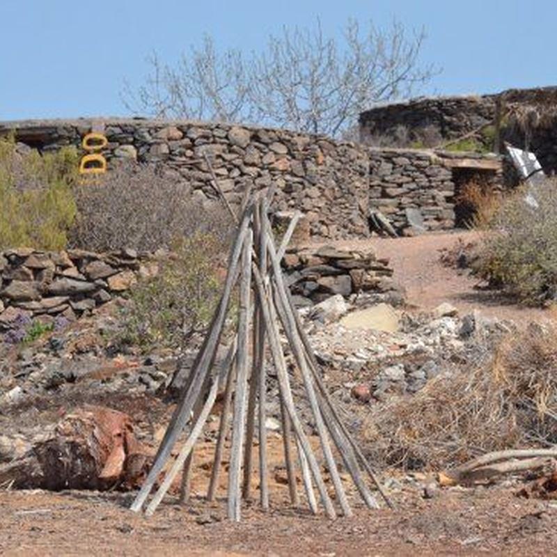 Mundo aborigen: Servicios de Casa Elisa Canarias