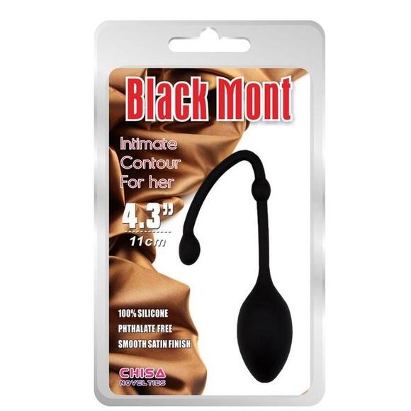 BOLA VAGINAL BLACK MONT :  de SEXMIL 1