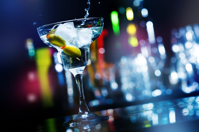 Cócteles: Carta de bebidas de Swing Tavern