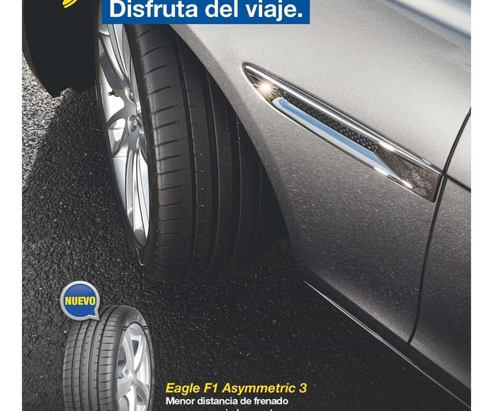Neumáticos: Servicios de Carjumotor