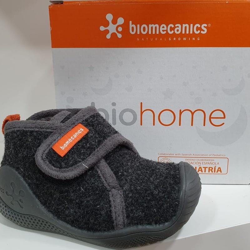 Las nuevas zapatillas de estar por casa o para la guardería de Biomecanics!