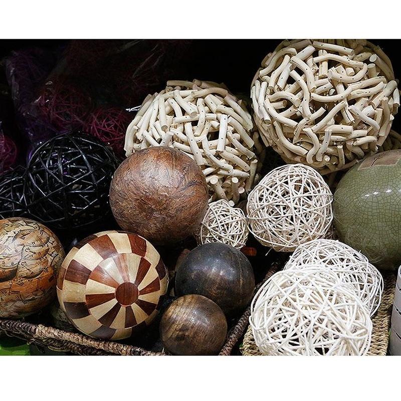 Accesorios de decoración: Productos de FLORISTERÍA CASA BASUSTA