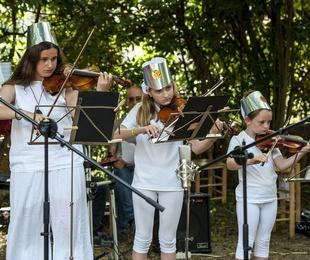 Concert Fi de curs 2018 La Flauta Màgica de W. A. Mozart