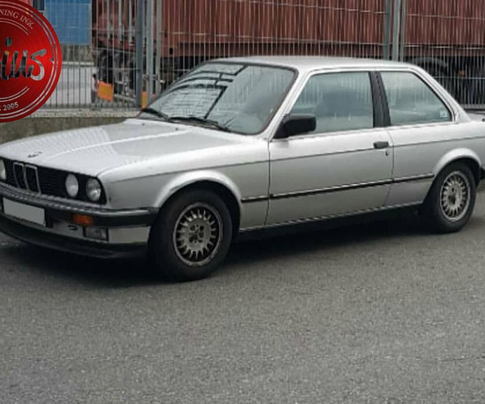 BMW E30 - TaTechnix Coilovers