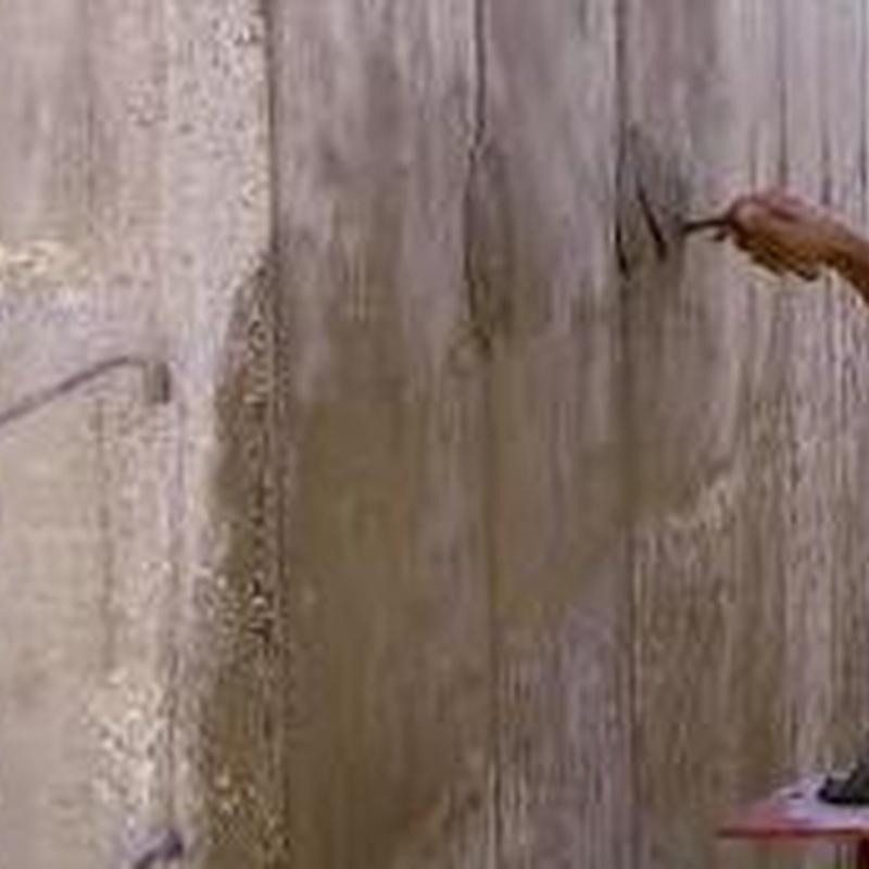 Mortero fraguado rapido en almacen de pinturas en ciudad lineal