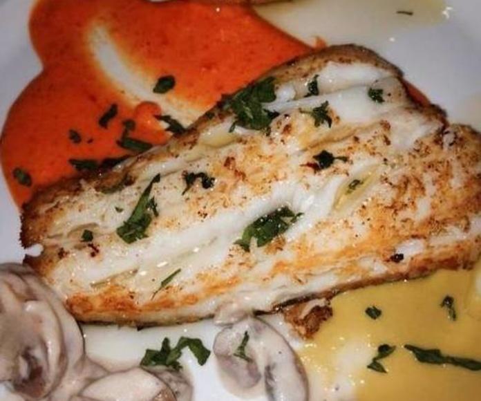 Restaurante menú económico LLeida.: Nuestros Platos de Casa Aurora