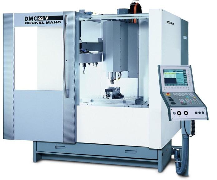 Deckel-Maho DMC 63V: Maquinaria de Moldes Visamol, S.L.