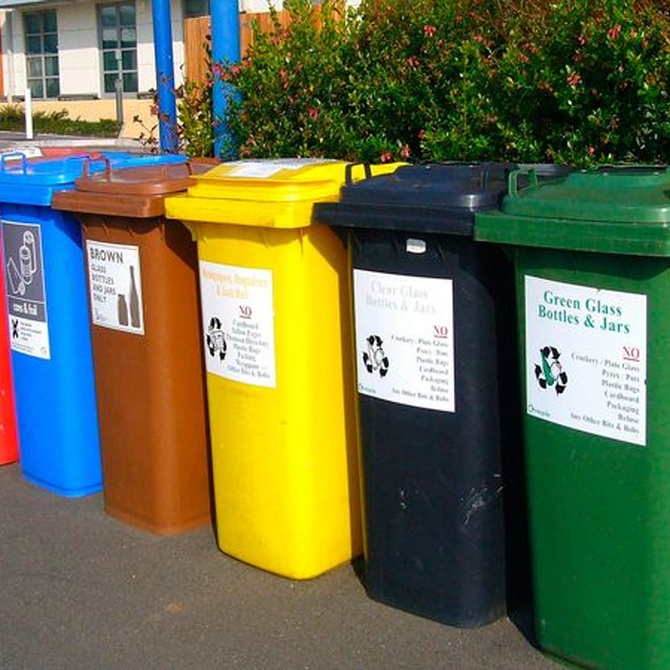 La importancia de la clasificación en la gestión de residuos