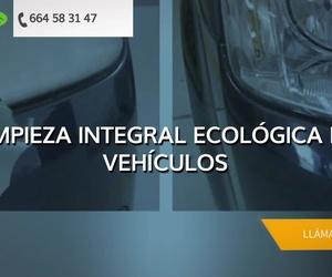 Limpieza integral de coches en Leganés | Trespi