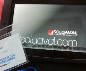 Todos los productos y servicios de Construcciones metálicas: SOLDAVAL S.C.V.