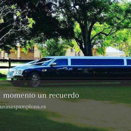 Servicio de limusinas en Pamplona | Elegance Limousine