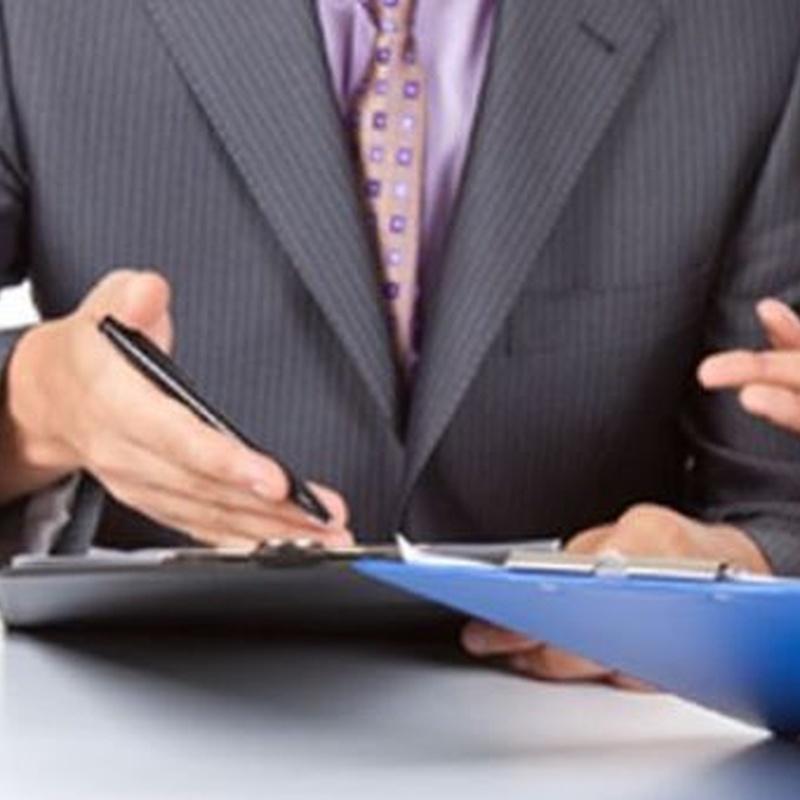 Asesoramiento jurídico, fiscal y económico: Servicios de ASESORÍA ALE.            Tel.  976 88 12 39