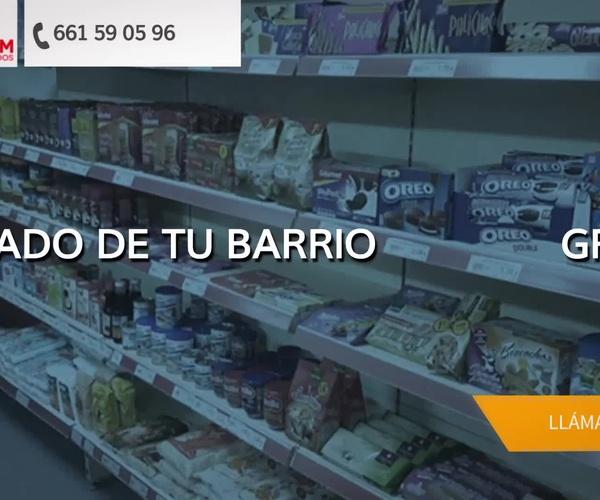 Supermercado con amplio surtido en productos de alimentación en La Herradura | Supermercado Proxim