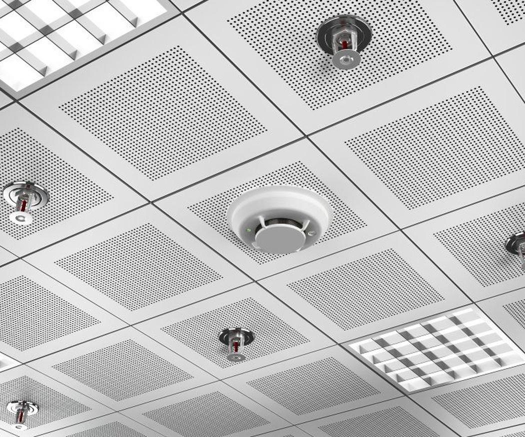 La protección contra el fuego en grandes edificios (II)