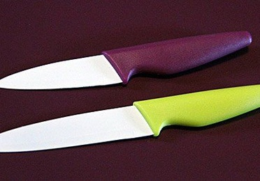 Cuchillos de cerámica