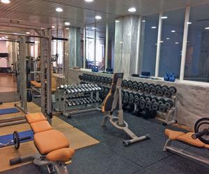 Sala de musculación en Sitges