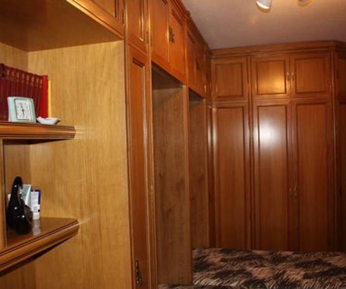 Muebles a medida : Productos y servicios de Sucesores de Manuel Marcos
