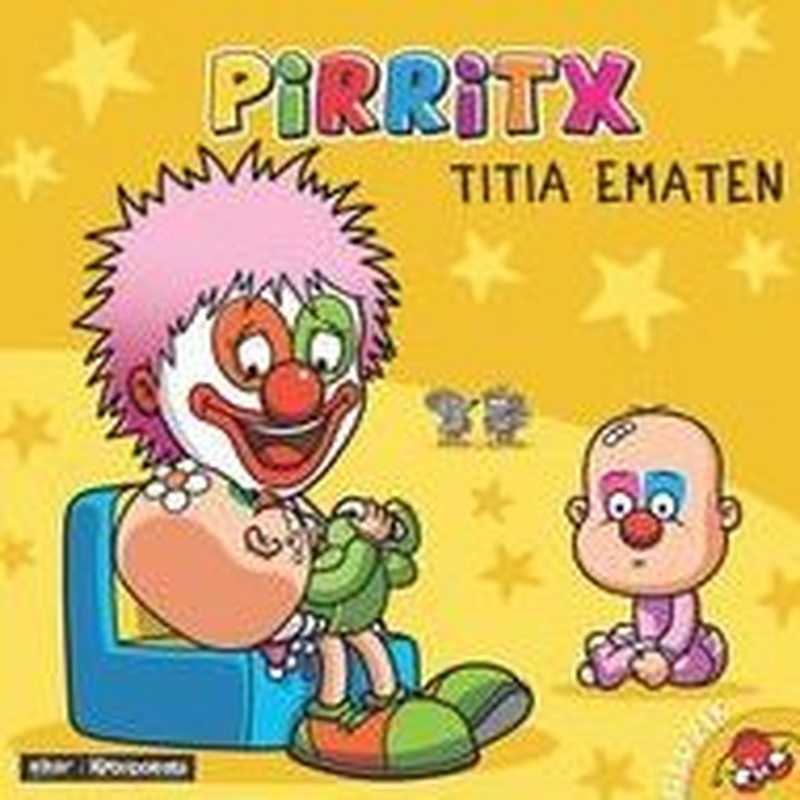 PIRRITX TITIA EMATEN - NOR GARA?