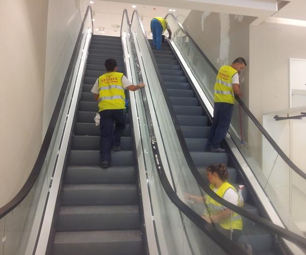 Limpieza de obra en Zaragoza | Limpiezas Rodiasa