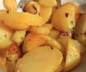 Patatas de la casa