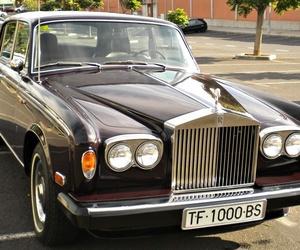 Alquiler de Rolls Silver Shadow 1975 con conductor en Tenerife
