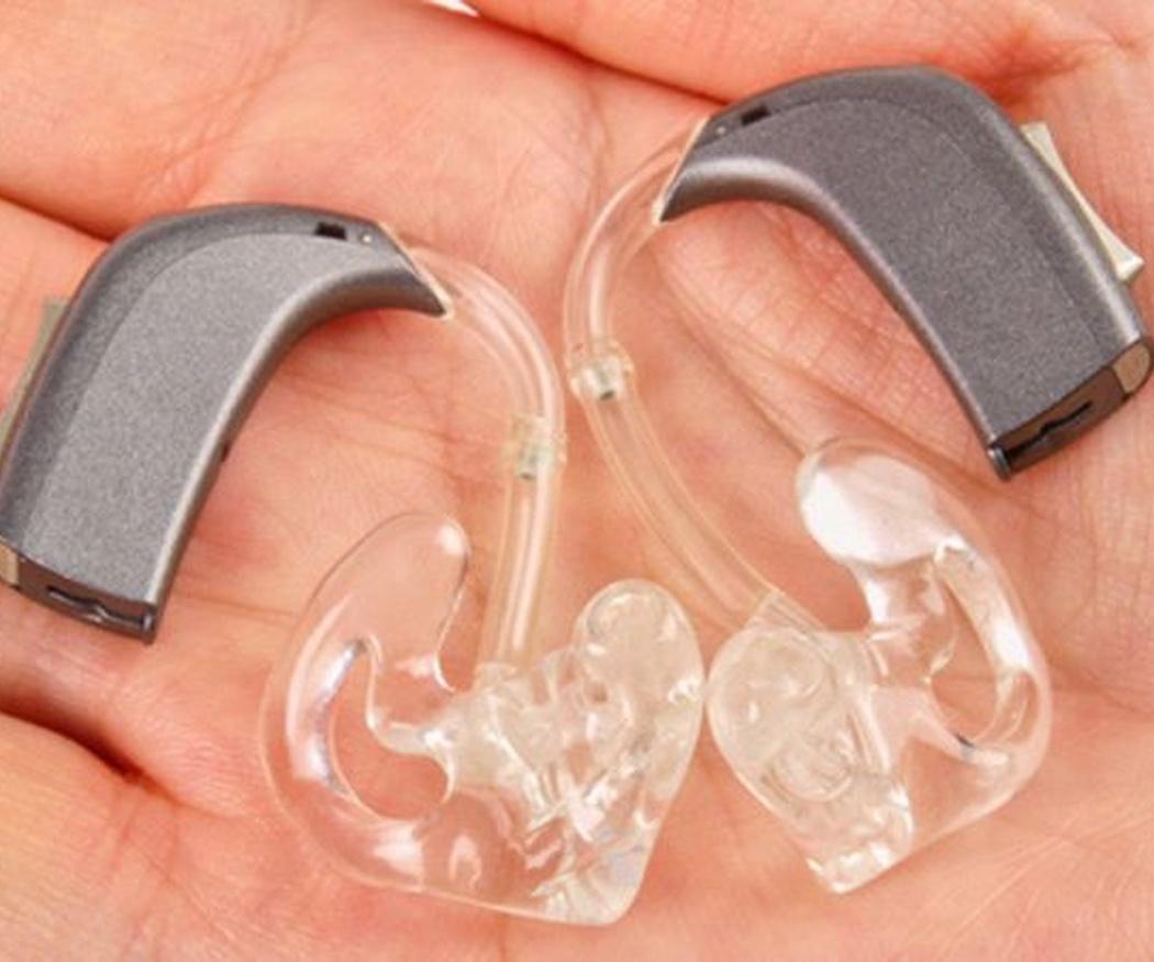 El mantenimiento de los audífonos