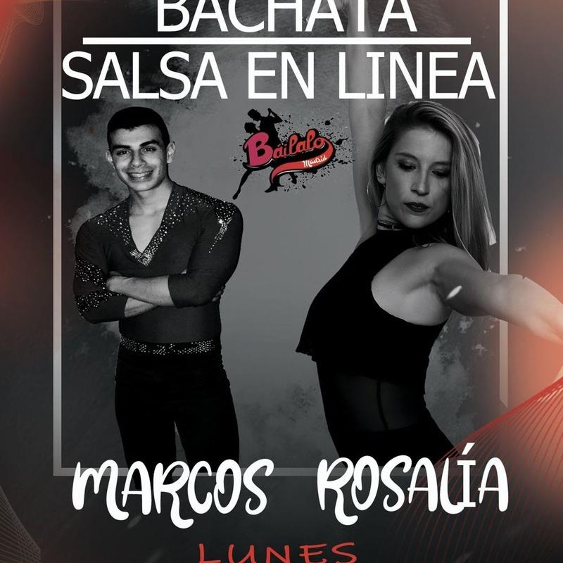 Salsa en Línea: Clases de Baile Online de Báilalo Madrid