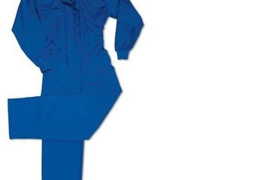 Buzo azulina algodón