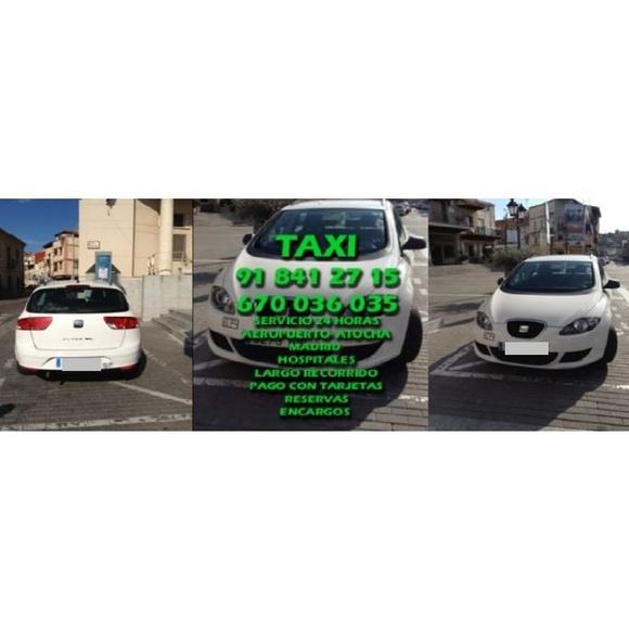 Nuestros taxis  : Servicios de Taxis Norte