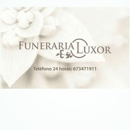 Funeraria Luxor. 24 horas a su servicio haciendo más fácil los momentos más difíciles