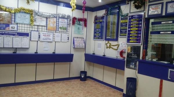 Quiniela: Servicios de Administración de Lotería Nº 77 La Valvanera