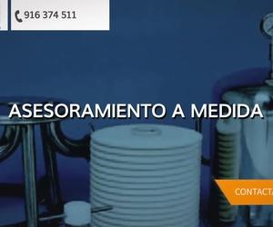 Filtración industrial en Rozas de Madrid (las) | Zarzuela Filtración Industrial