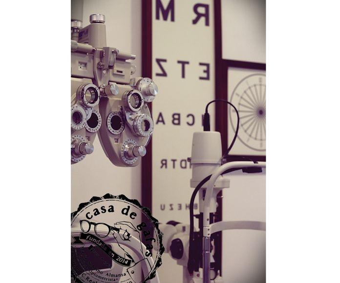 Test visuales: Servicios de Casa de Gafas