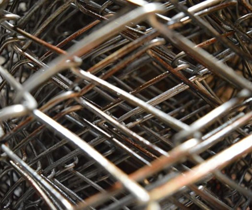 Las propiedades de las mallas electrosoldadas