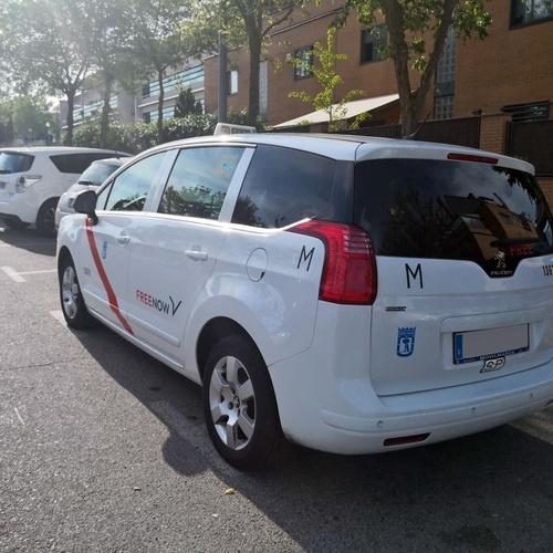 Taxi en Villanueva