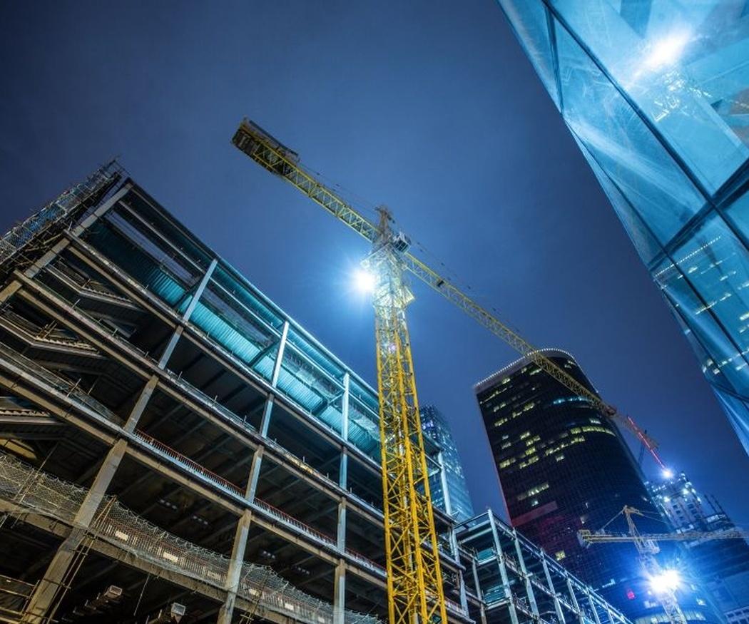 Las máquinas más usadas en la construcción